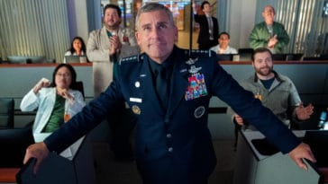 Has Netflix's Space Force been cancelled or renewed for season 2? 12