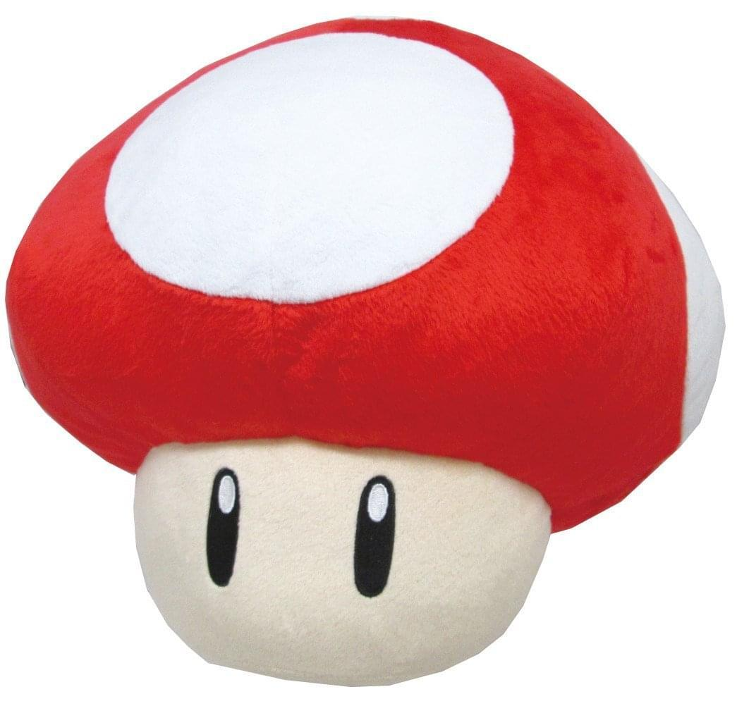 Adorable Super Mario Bros. plushes feature powered-up Luigi and Mario 19