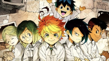 The Promised Neverland manga is getting a live-action series adaptation 15
