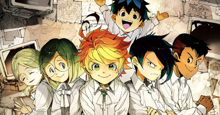 The Promised Neverland manga is getting a live-action series adaptation 14