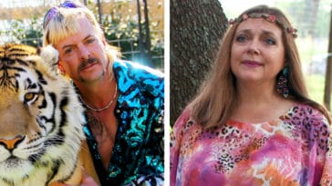 Tiger King's Carole Baskin now owns Joe Exotic's former zoo 17