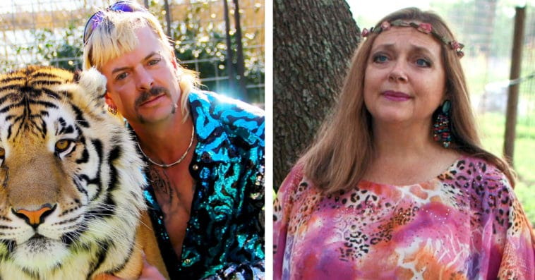 Tiger King's Carole Baskin now owns Joe Exotic's former zoo 13