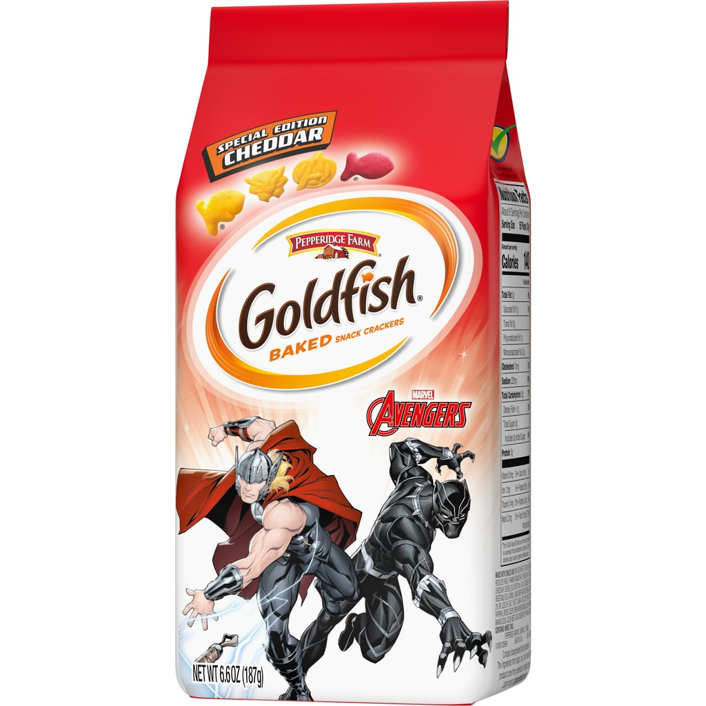 Goldfish unveils cracker packs inspired by Disney Princesses and Marvel's Avengers 17