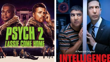 Peacock drops trailers for Psych 2, Brave New World, Intelligence, The Capture, & more 15