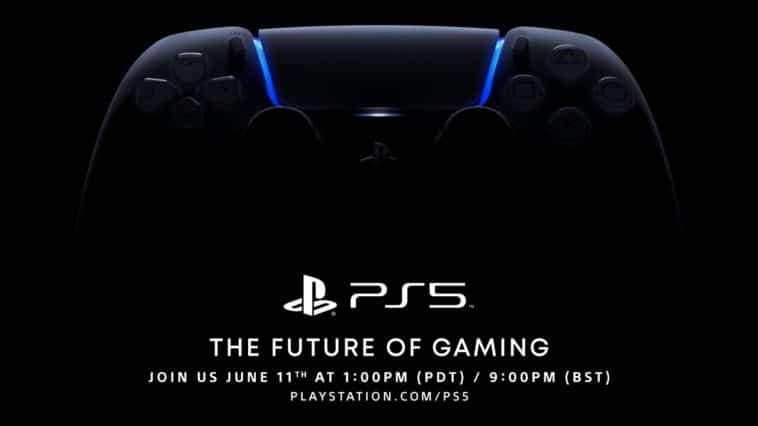PlayStation confirms PS5 event for June 11th 12