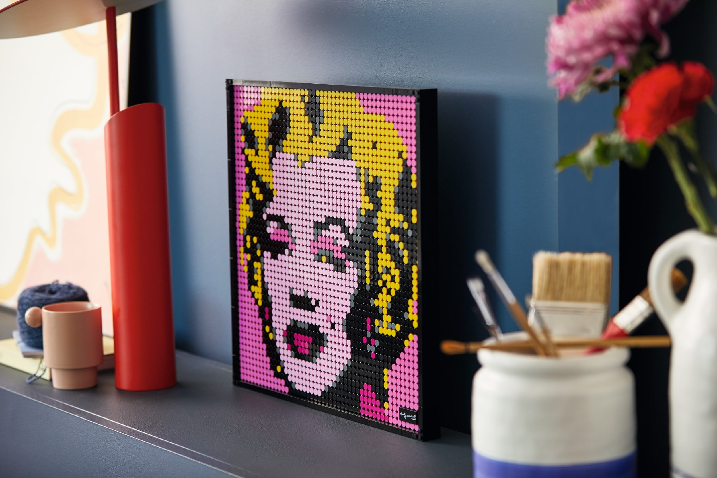 LEGO Art lets you create portraits of Iron Man, Darth Vader, The Beatles, and more 14