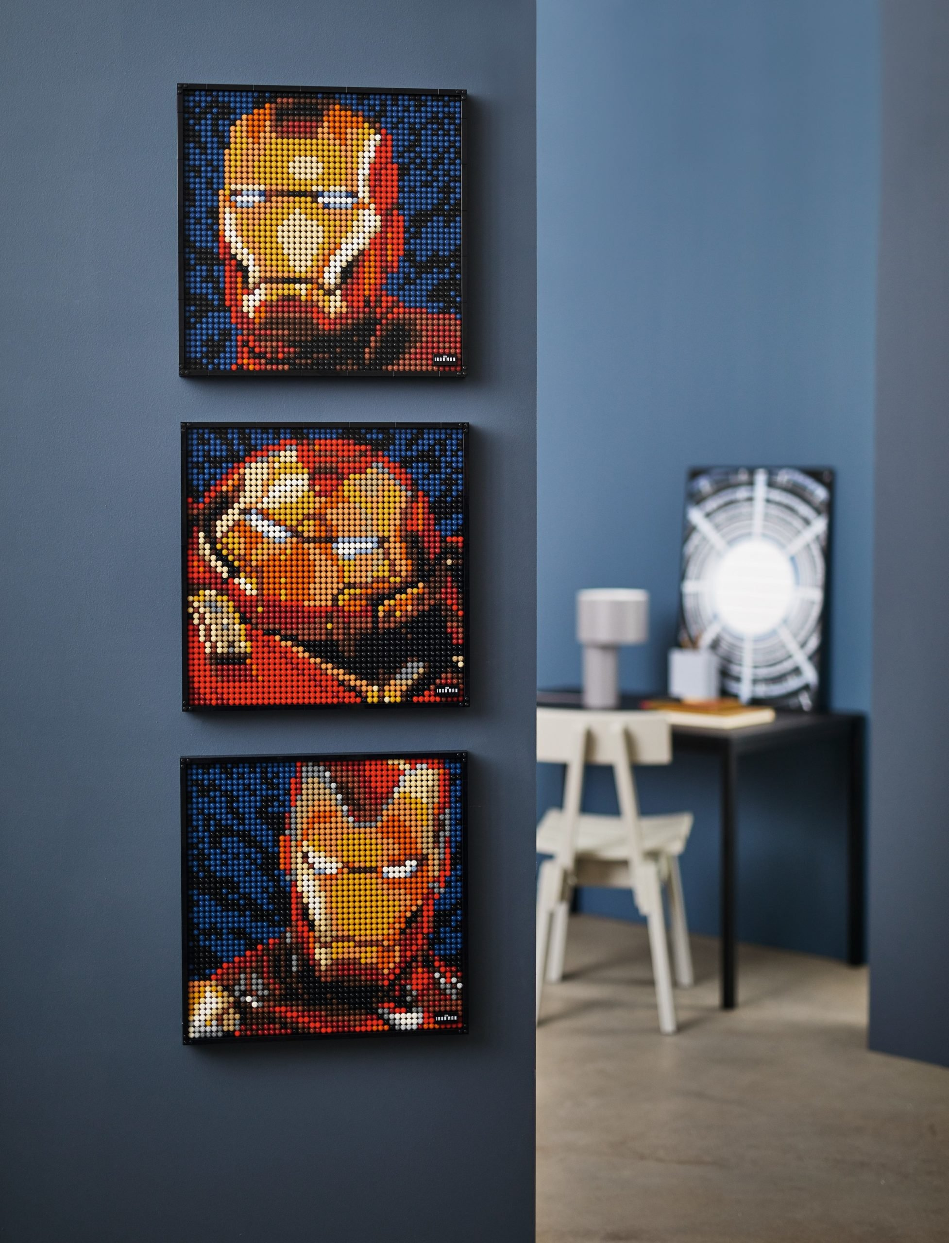 LEGO Art lets you create portraits of Iron Man, Darth Vader, The Beatles, and more 17