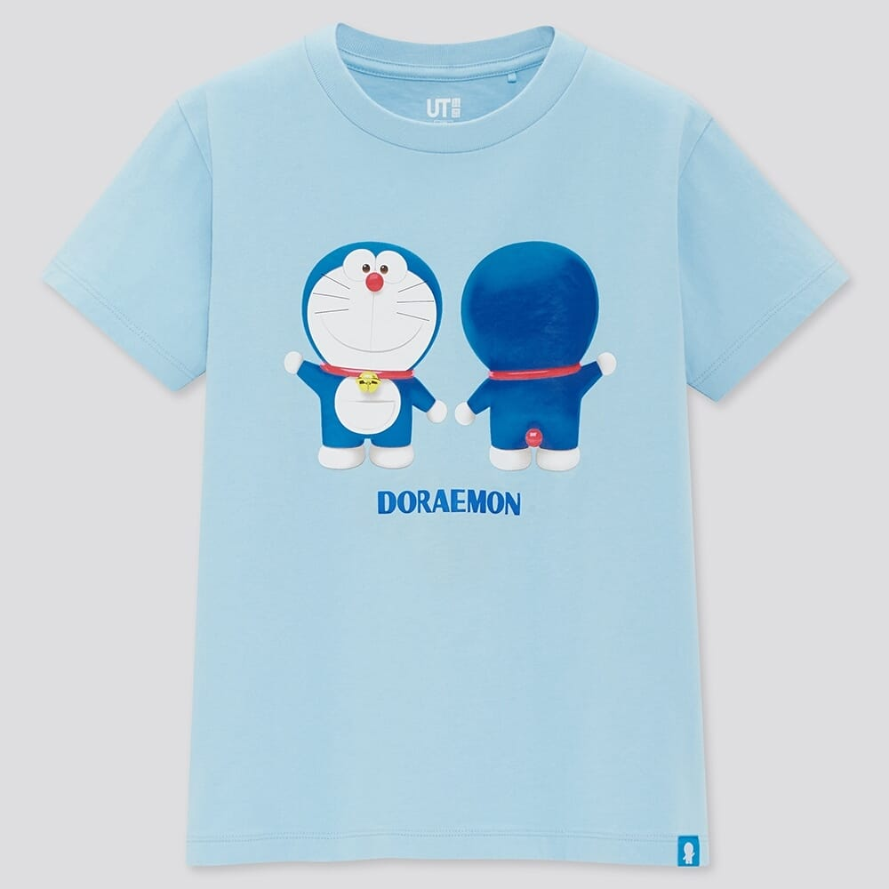 Uniqlo unveils an adorable Doraemon t-shirt line for the character's 50th anniversary 16