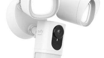 Eufy Smart Floodlight Camera review 21