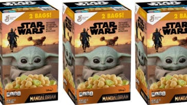 Baby Yoda cereal is hitting Sam's Club and Walmart shelves this summer 15