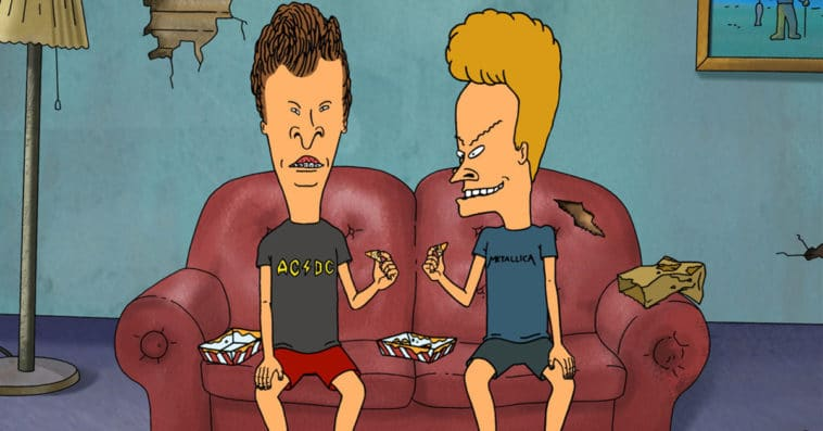 Beavis and Butt-Head are returning to TV 14