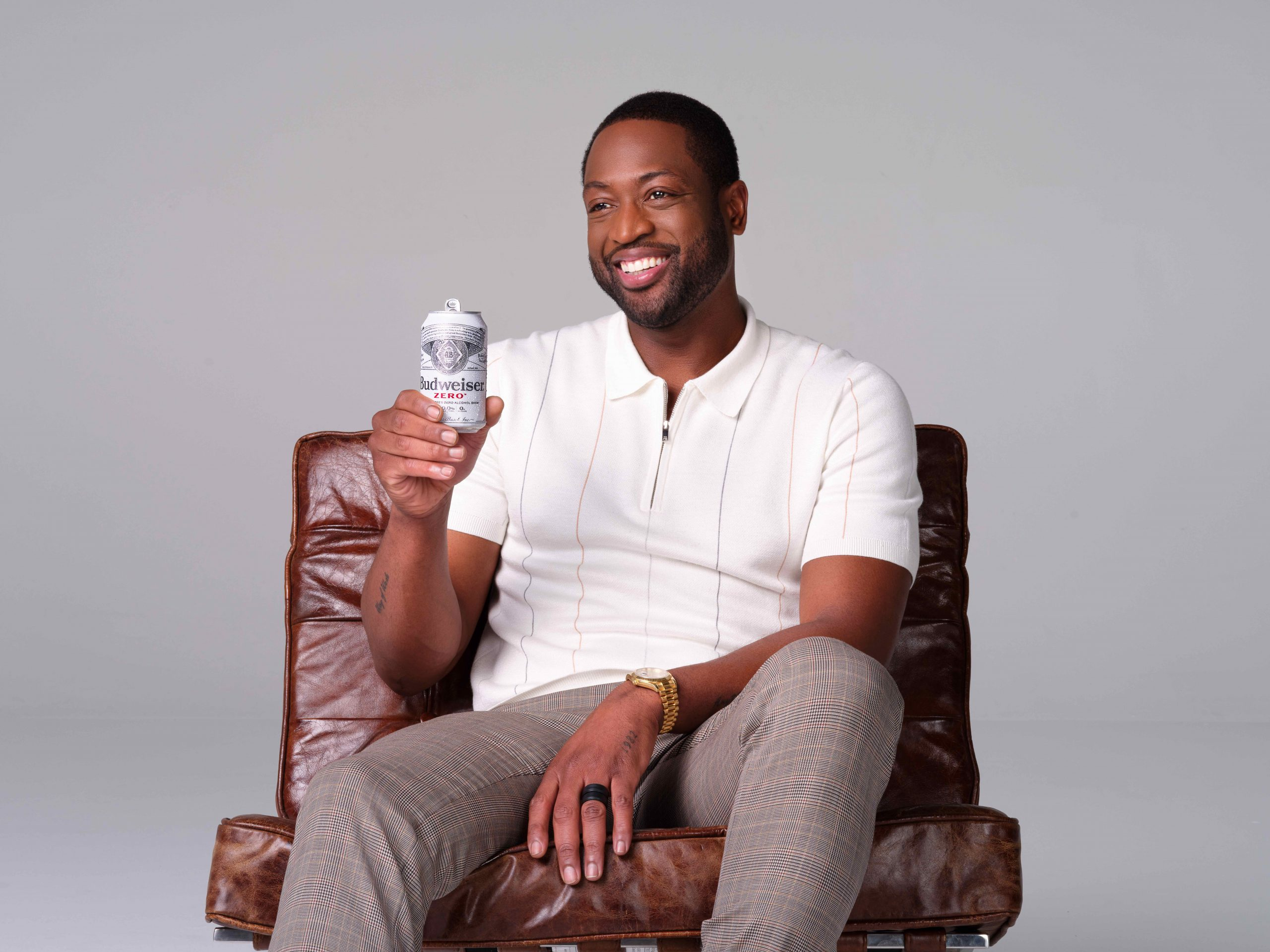 Budweiser launches its first zero-alcohol beer co-created by Dwyane Wade 16