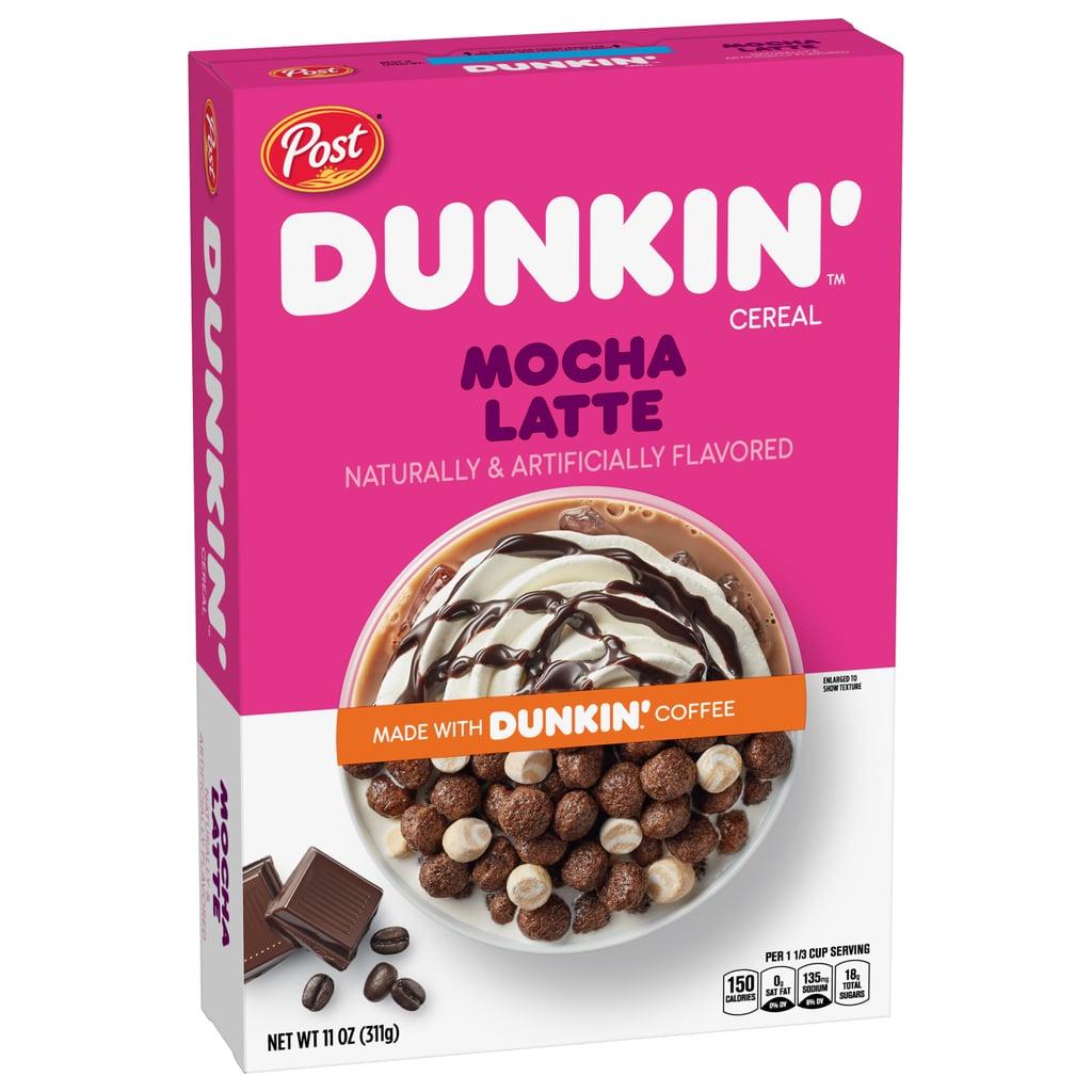 Dunkin' is releasing cereals that taste like Caramel Macchiato and Mocha Latte 18