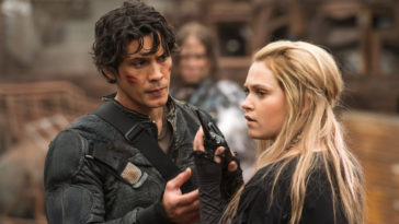 The 100's Eliza Taylor opens up about her and Bob Morley's love story 21