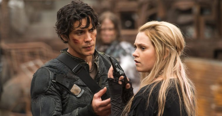 The 100's Eliza Taylor opens up about her and Bob Morley's love story 12
