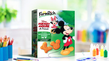 These Mickey Mouse-shaped mozzarella bites add Disney magic to snack time 14
