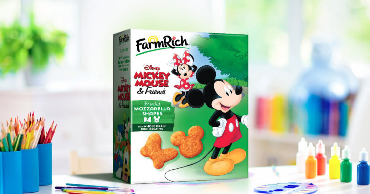 These Mickey Mouse-shaped mozzarella bites add Disney magic to snack time 13