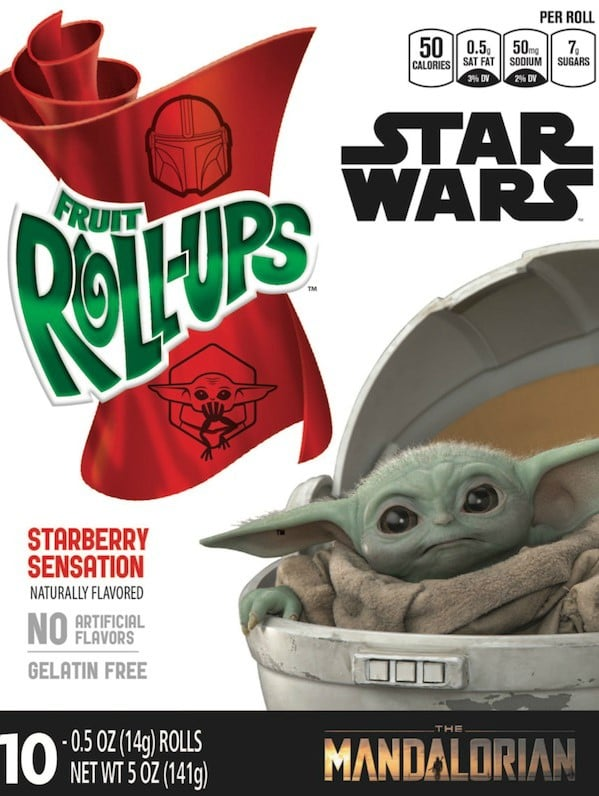 Baby Yoda cereal is hitting Sam's Club and Walmart shelves this summer 14