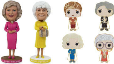 Comic-Con@Home toy lineup includes adorable Golden Girls bobbleheads and mugs 21