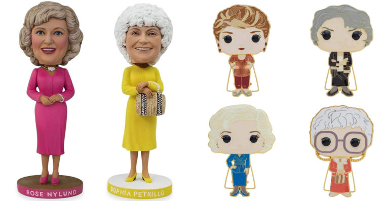 Comic-Con@Home toy lineup includes adorable Golden Girls bobbleheads and mugs 13