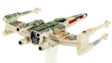 Hot Wheels unveils Star Wars X-Wing Dagobah die-cast for Comic-Con@Home 15
