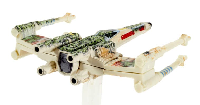 Hot Wheels unveils Star Wars X-Wing Dagobah die-cast for Comic-Con@Home 14