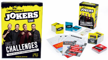 Impractical Jokers Game dares you to do embarrassing challenges for fun 21