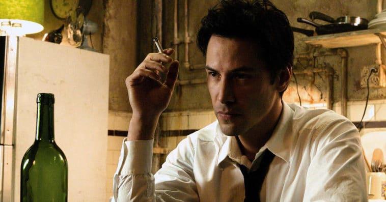 Keanu Reeves may star in Constantine reboot 14