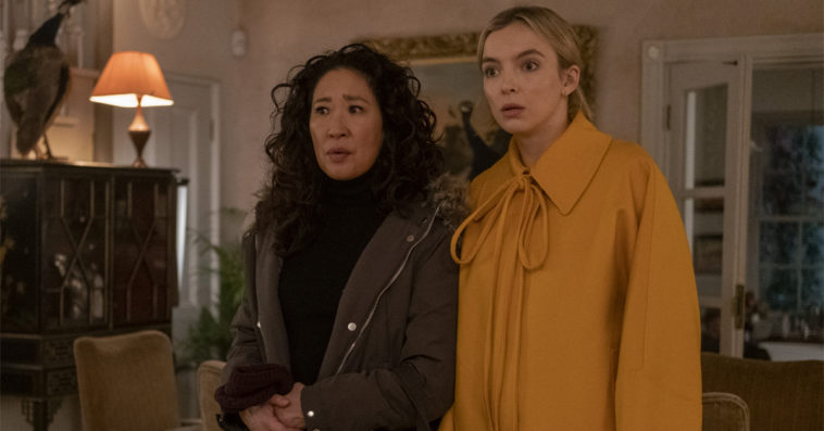 Killing Eve season 4 filming has been delayed due to COVID-19 12
