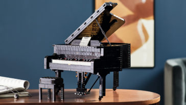 LEGO Ideas Grand Piano set lets you play music for real 19