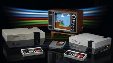 LEGO NES Building Kit is a brilliant reimagining of the original Nintendo console 16