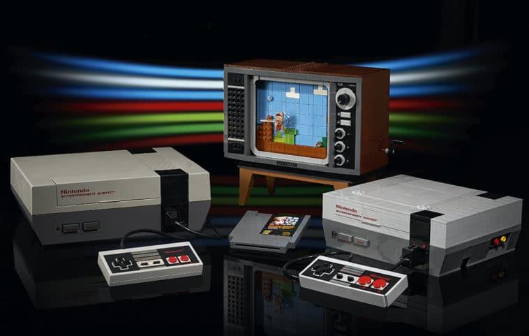 LEGO NES Building Kit is a brilliant reimagining of the original Nintendo console 14