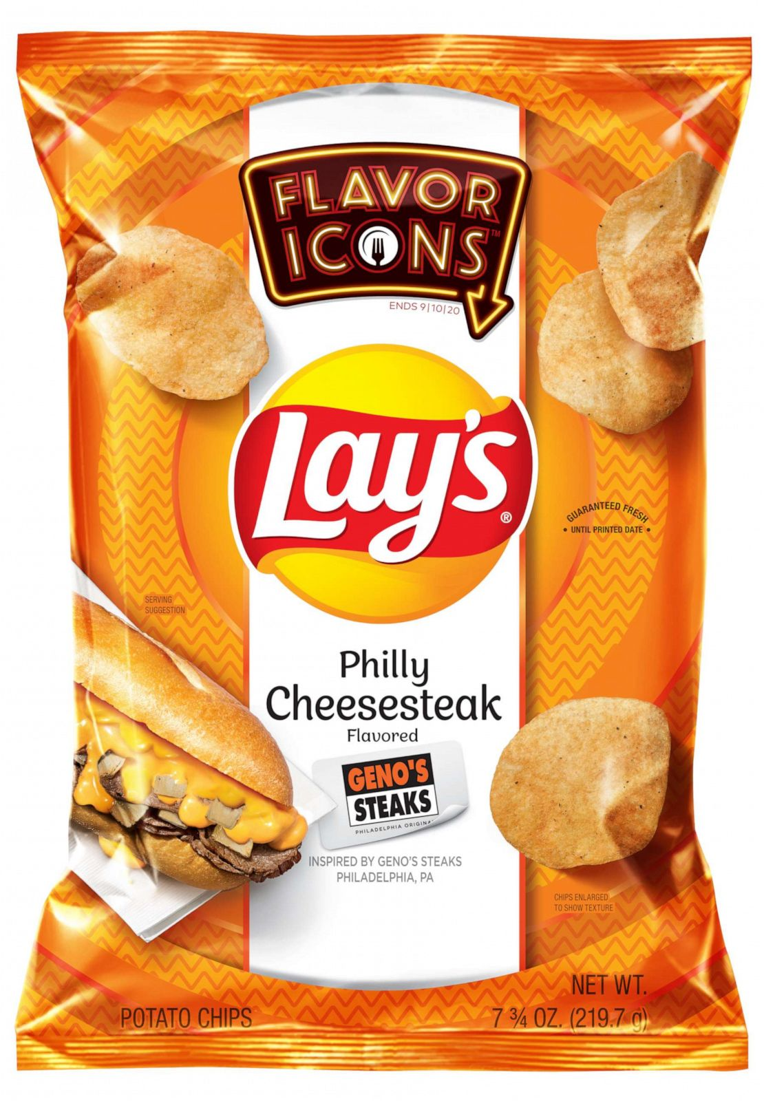 Lay's Flavor Icons chips are inspired by dishes from famous U.S. restaurants 16