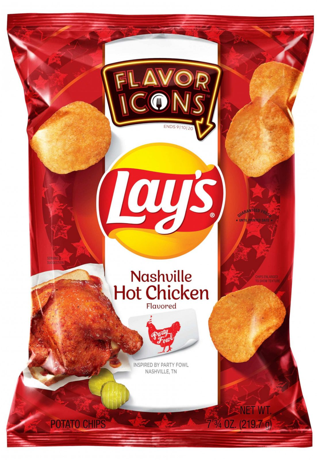 Lay's Flavor Icons chips are inspired by dishes from famous U.S. restaurants 14