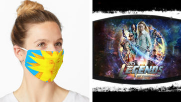 These Legends of Tomorrow face masks will keep you quirky amid the pandemic 16