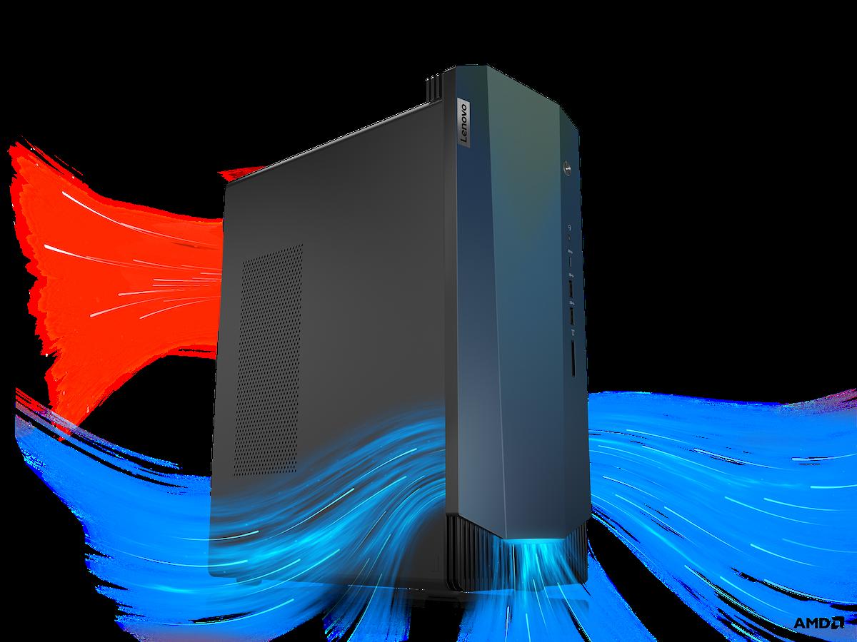 Lenovo brings AMD Ryzen options to its Legion PCs 14