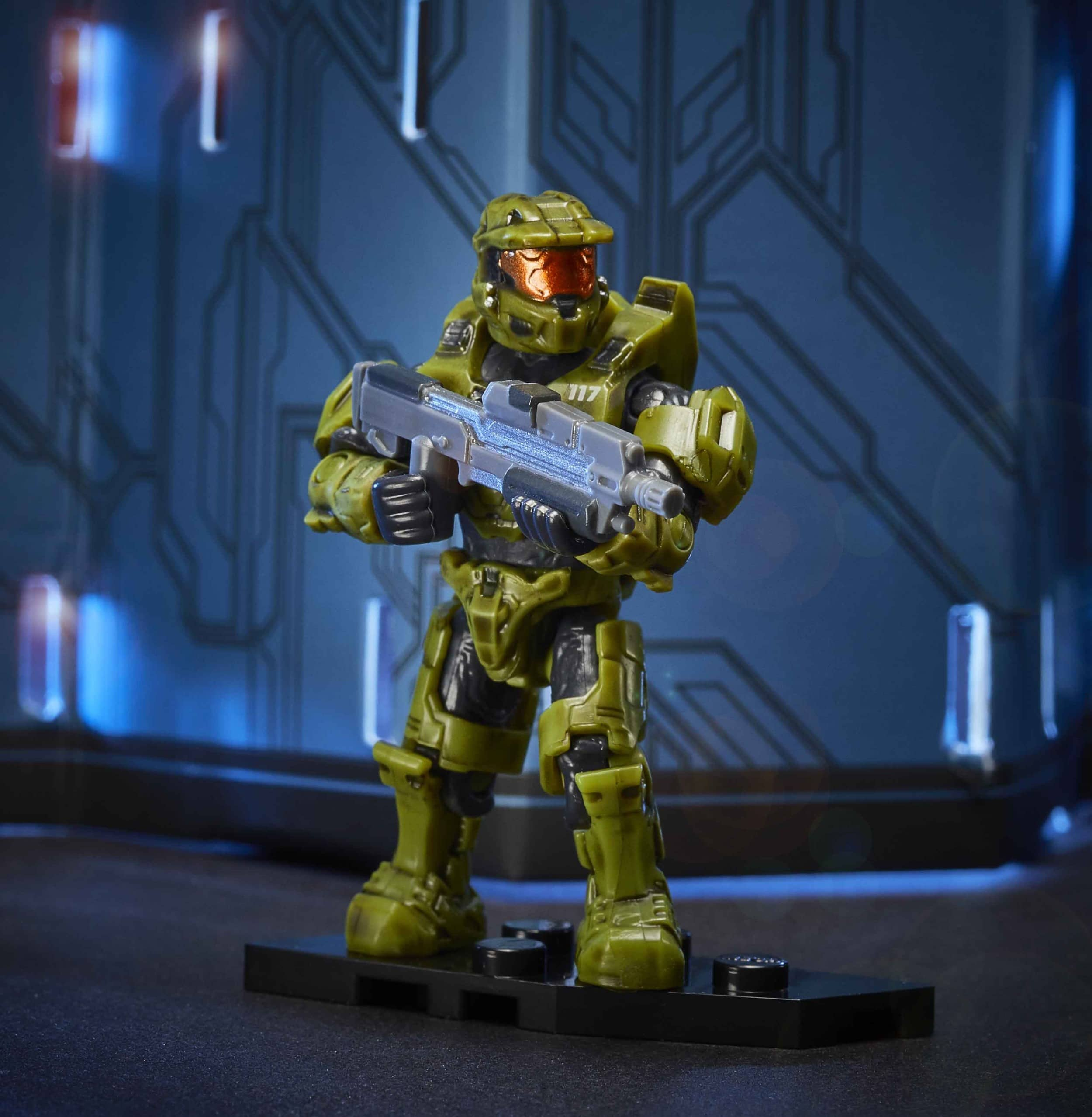 MEGA Construx reveals Halo Master Chief Collection as a Comic-Con exclusive 16