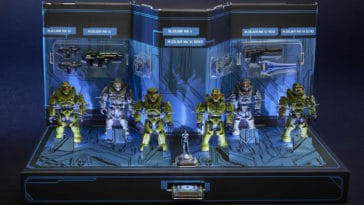 MEGA Construx reveals Halo Master Chief Collection as a Comic-Con exclusive 15
