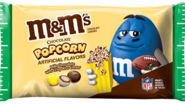 M&M's Chocolate Popcorn flavor is perfect for at-home movie nights 18