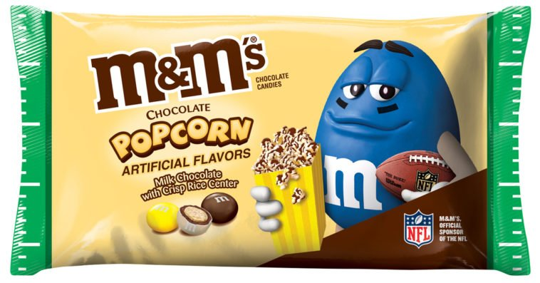 M&M's Chocolate Popcorn flavor is perfect for at-home movie nights 12