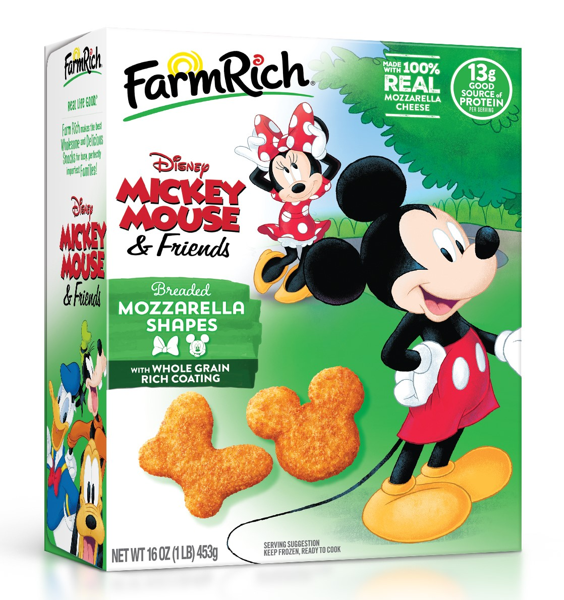 These Mickey Mouse-shaped mozzarella bites add Disney magic to snack time 15