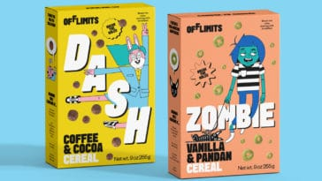 OffLimits Cereal launches with two flavors that scream counterculture 19