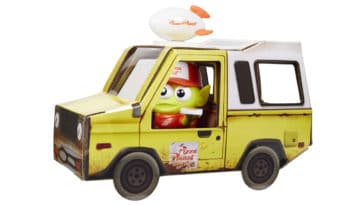 Mattel celebrates Toy Story's 25th anniversary with an Alien Pizza Planet Delivery Guy figure 21