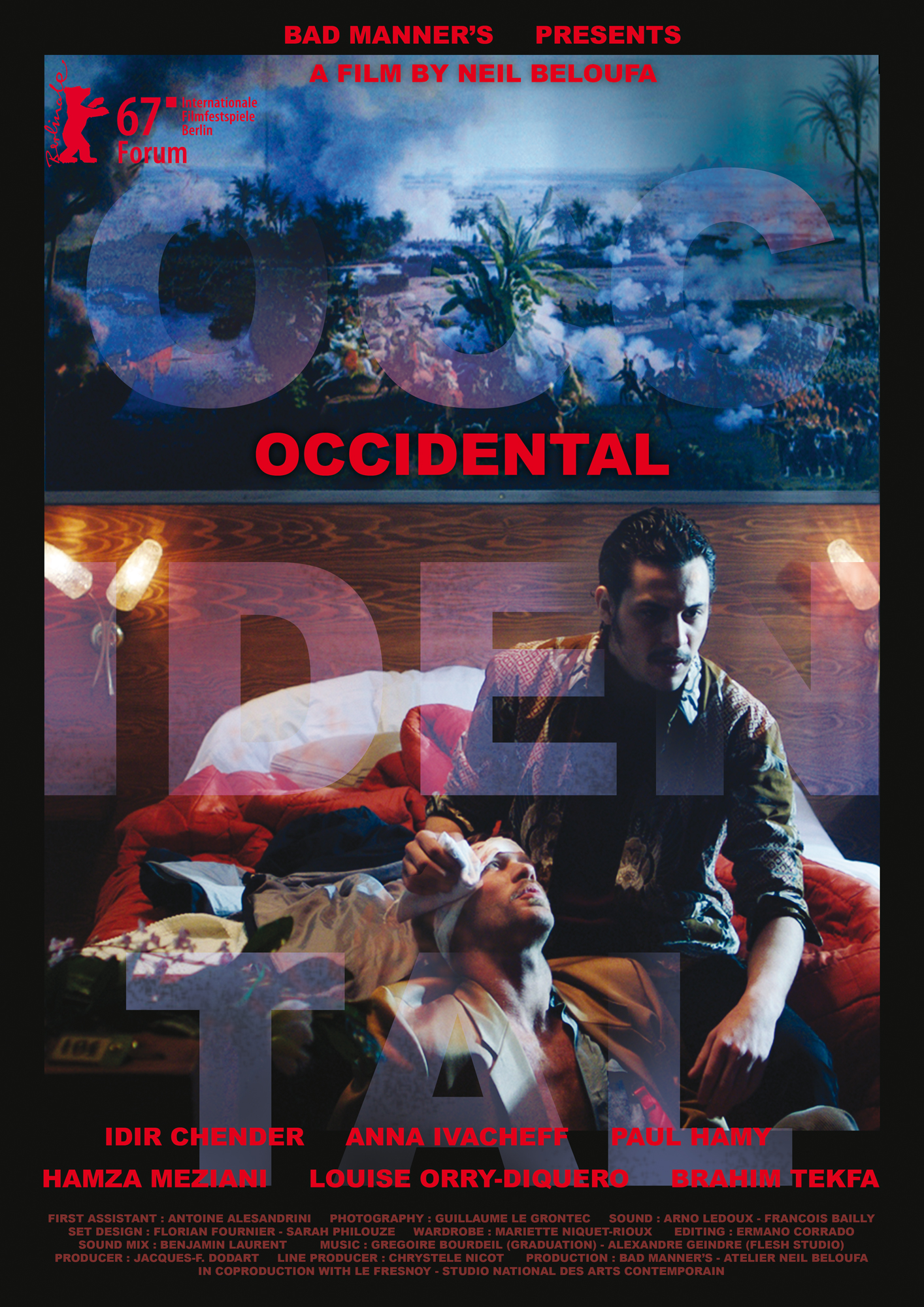 Spamflix's August release slate includes festival hit Occidental, cult film The Aerial 16