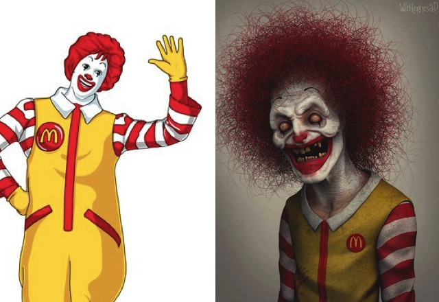 What cartoon characters would look like in real life 16