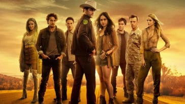 Why did Roswell, New Mexico showrunner Carina Adly MacKenzie leave the CW series? 12