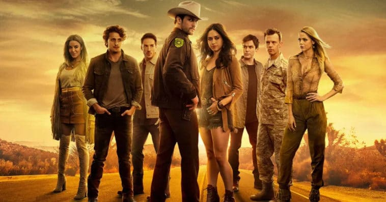 Why did Roswell, New Mexico showrunner Carina Adly MacKenzie leave the CW series? 14