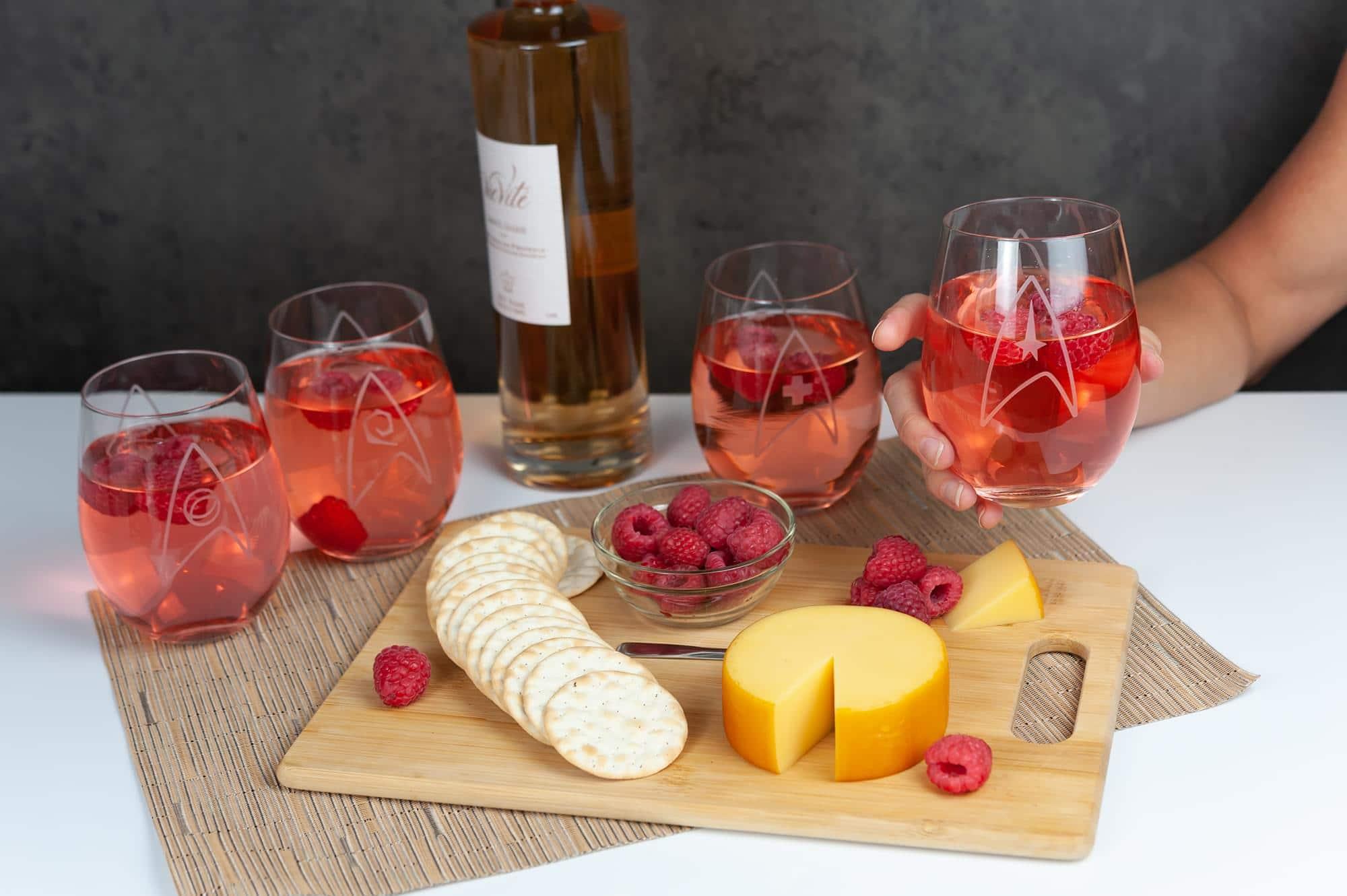 Star Trek wine glasses to make your binge-watching extra classy 18