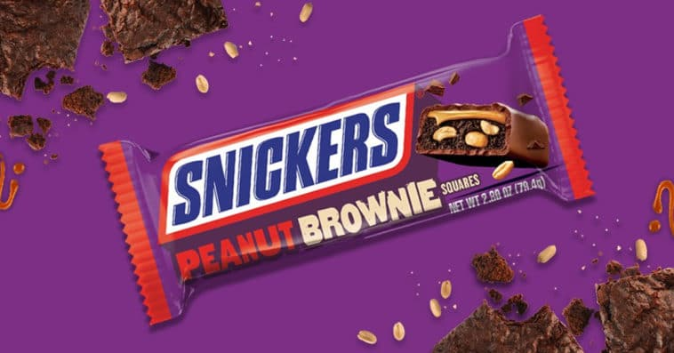 Here's how you can get a Snickers Peanut Brownie ahead of its official launch 20