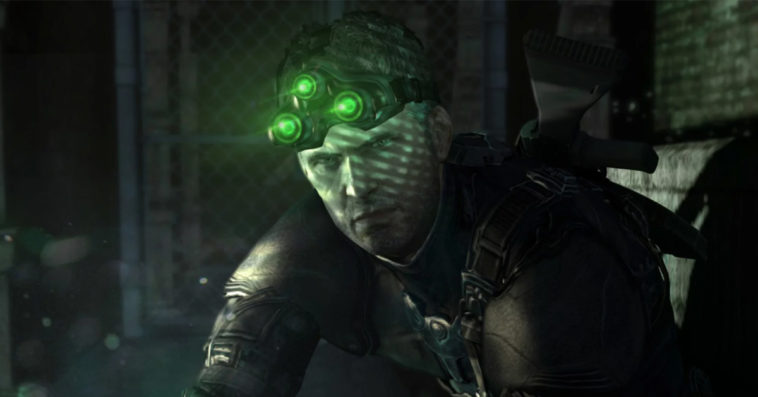 Netflix is adapting Ubisoft's Splinter Cell into an anime series 12